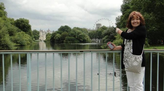 A Cumberbatch Trip To London!