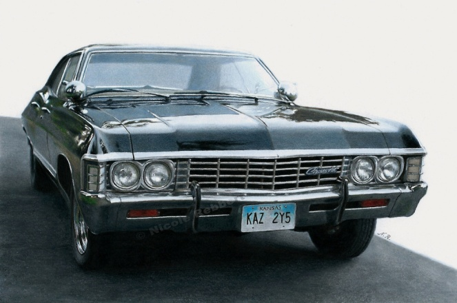 1967_chevrolet_impala__drawing__by_quelchii-d9v348p