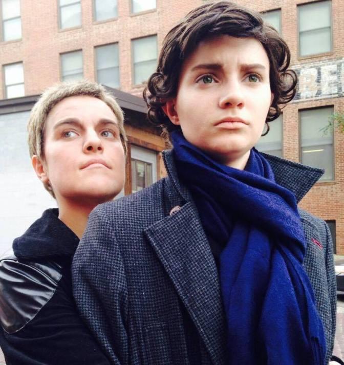 Becoming Holmes & Watson