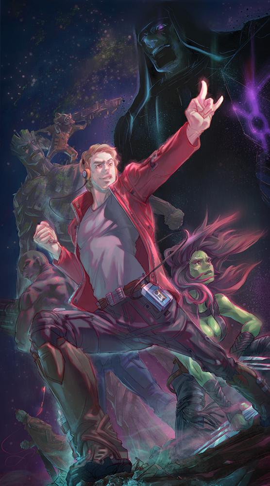 guardians_of_the_galaxy_by_arashicat-d81ipn5