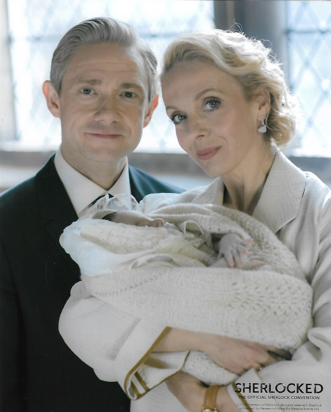 Actress Spotlight Amanda Abbington!