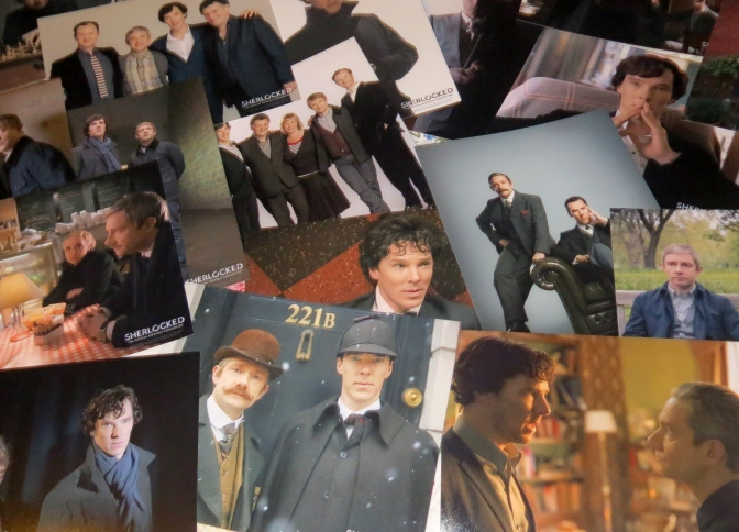 Sherlock Screenshot Collection
