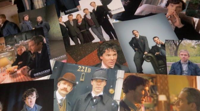 Sherlock Screenshot Collection
