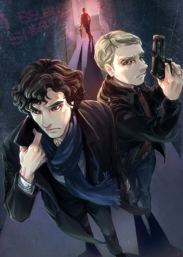 My Favorite Sherlock Character?