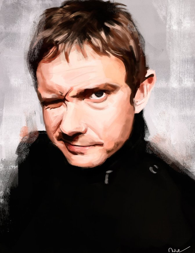 John Watson & More! A Martin Freeman Spotlight!
