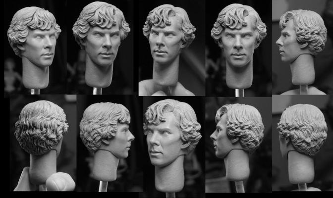 Molding Sherlock Holmes