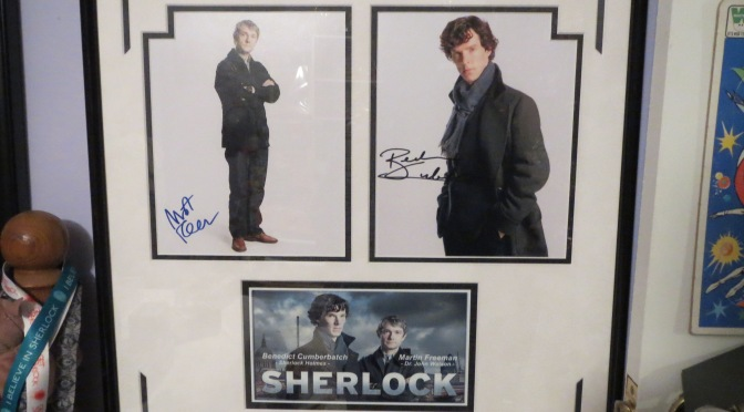 Sherlock Collectibles & More!