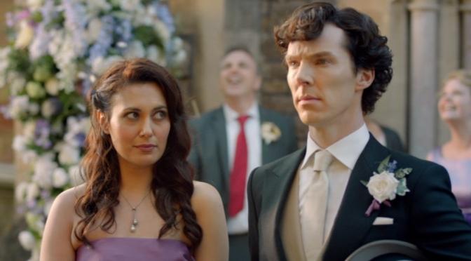 Yasmine Akram Remember's Sherlock