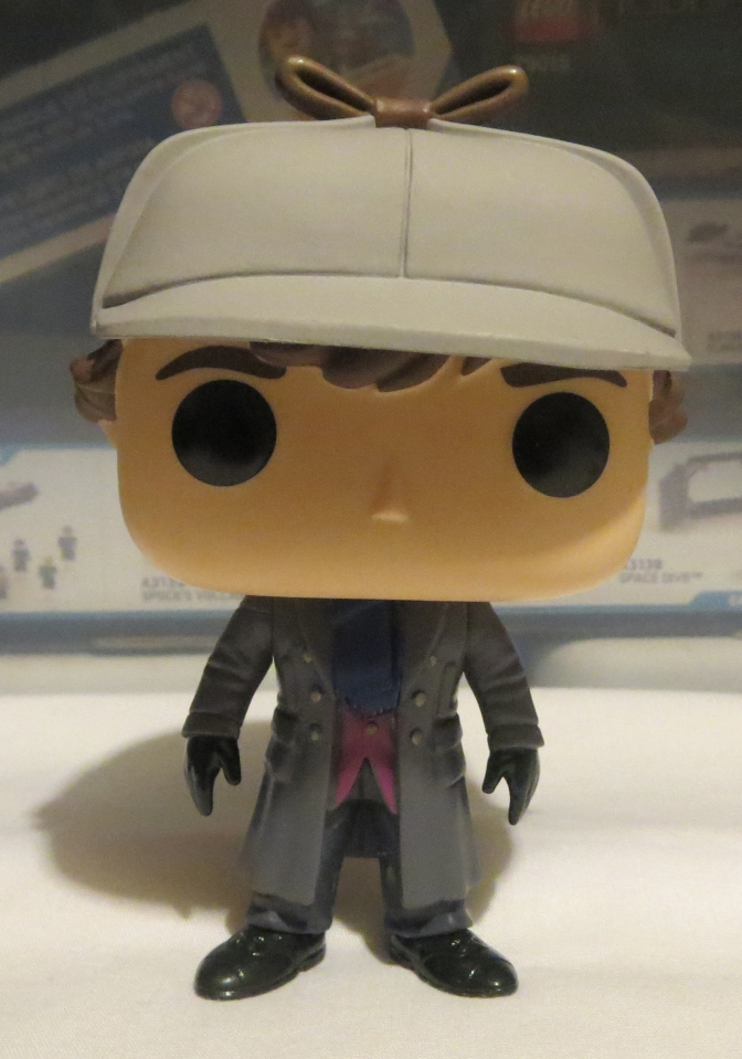 A Collection of Sherlock Pops!