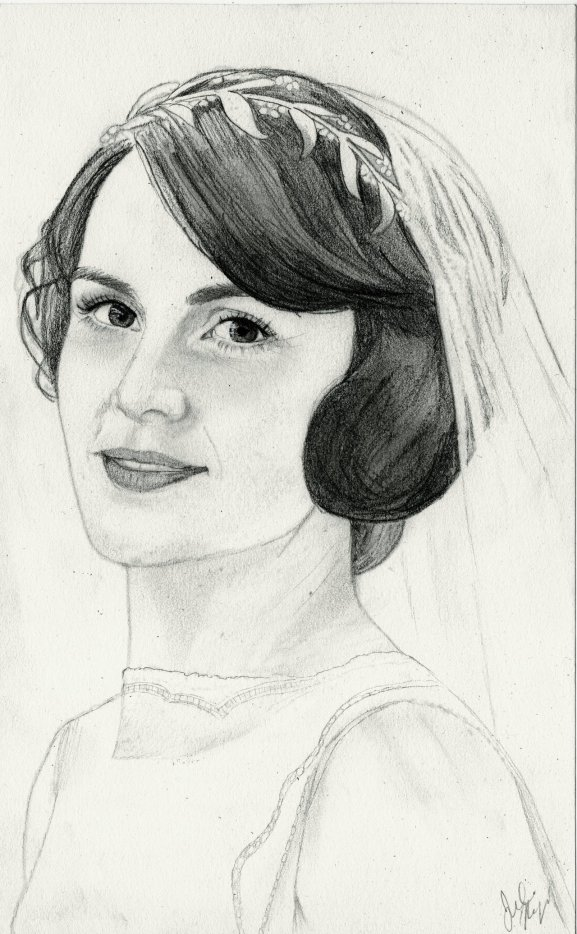 mary_crawley__downton_abbey_drawing__by_julesrizz-d9dlxmm