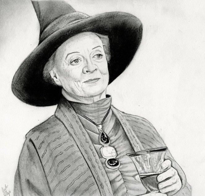 minerva_mcgonagall__harry_potter_drawing__by_julesrizz-daf5exa