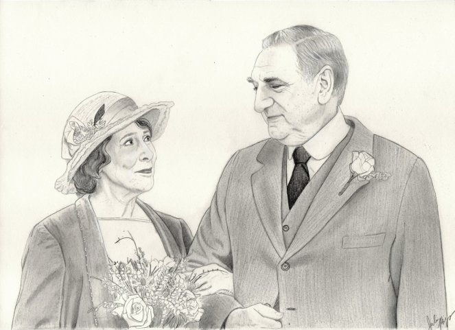 mrs__hughes_and_mr__carson__downton_abbey_drawing__by_julesrizz-d9qrcde