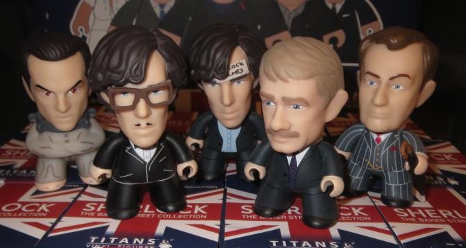 The Titans Of Baker Street!