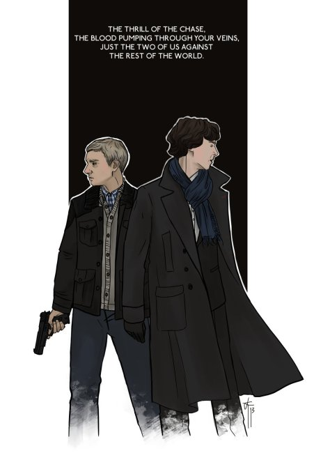 sherlock_and_john_by_lauratolton-d6lez0k
