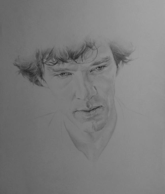 sketching___benedict_cumberbatch_as_sherlock_by_aumael-db2gz9v