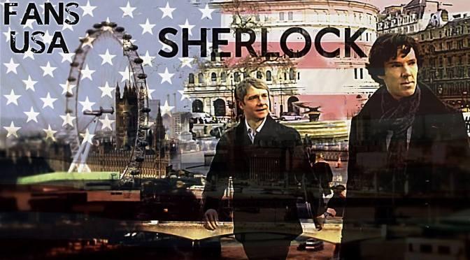 Sherlock Fans USA on Tumblr!