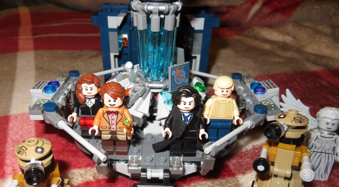 WHOLOCK Legos!
