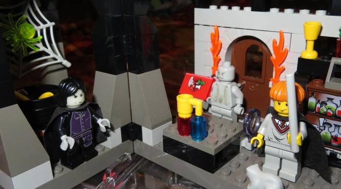 Legos! Legos! And more Legos!