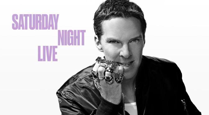 Cumberbatch, Freeman & SNL