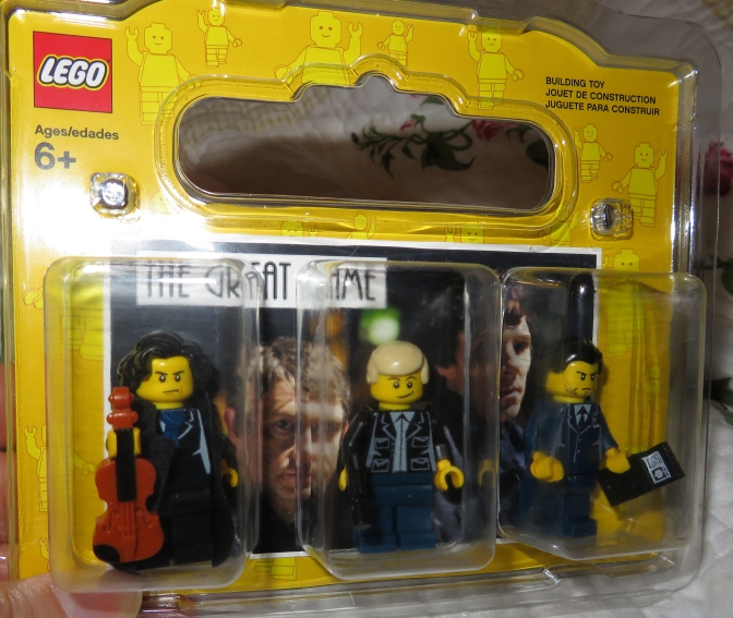 The Great Game Lego Set!!