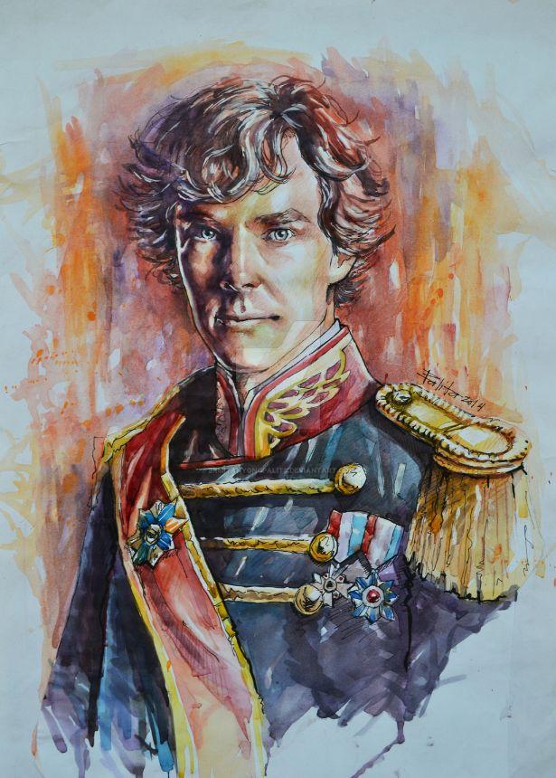 My Friend Mister Sherlock Holmes!