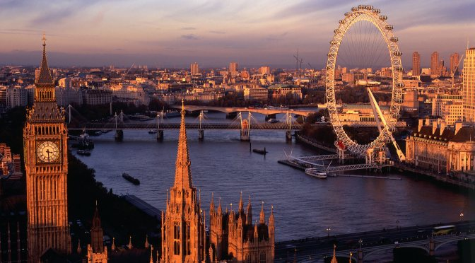 In for a London trip next year?