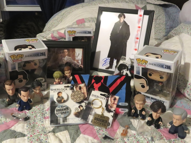 A Sherlocked Charity Basket!