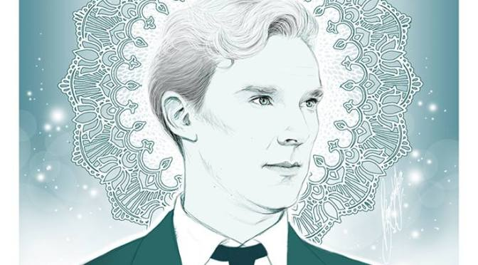Happy Birthday, Benedict!