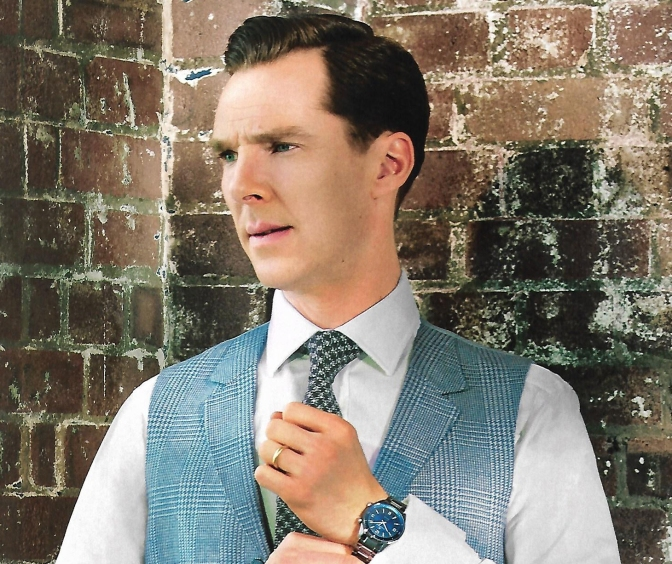 Strange Magic: A Benedict Cumberbatch Interview