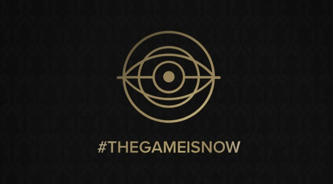 The Game Is Now!