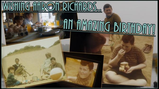 A Mycroft Birthday!!
