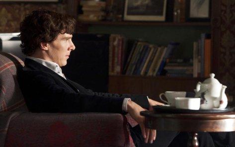 Sherlock tea